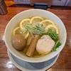 麺や 来味 大形店 @新潟市東区 【夏季限定】冷やし煮干しレモンらぁ麺&辛ねぎ肉ご飯