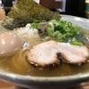 相模大野清勝丸でいただく『あっさり塩大盛り』煮干に鰹に昆布の旨味たっぷりで食べ終わった後味がずーっと旨味だった件!!
