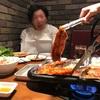 新大久保にある韓国料理店「ハチノス」でサムギョプサルを食べて来ました!!