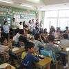 ファミリースクール⑥ 6年生:国語、道徳、理科の授業