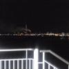 2月27日夕方苫小牧発のフェリーに乗りました。