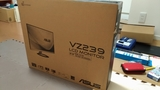 ASUSのほぼベゼルレスディスプレイ「VZ239HR」を購入!