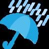 雨の日ランニング術【雑談】#23点目