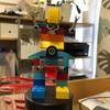 【追記あり】年中長男の、レゴ作品Mk-2