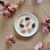 神戸発祥の老舗ショコラトリー「モンロワール」の人気ナンバー1『リーフメモリー・桃』【Monloire】