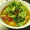 パクチーグリーンカレーレシピ~簡単・本格ペーストをココナッツミルクで炒める~