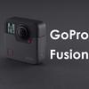 【アクションカメラ】 360度カメラがGoProから!GoPro Fusion