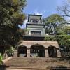 金沢観光  見どころたくさん「尾山神社」、竜宮城のような「ギアマン神門」日本最古の避雷針、金箔のカエルさん