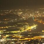 北九州市 皿倉山の夜景