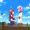 まちカドまぞく 12話(最終回) 感想|恩人のため共闘する優子と桃のポッキンにホッコリ!