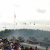 【 上士幌航空公園キャンプ場 】と 自衛隊駐屯地・基地創立記念行事