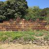 【香川県】だんだんと積み上ブロックは見もの! No48・段々の風 瀬戸内芸術国際2016 【女木島】