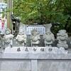 藤森神社の藤森七福神。