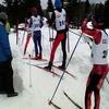 全日本スキーオリミドル3位