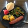 サウスピークプレミアム校の食事は野菜が多め!朝食のジャム選びも楽しい!