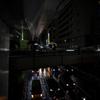 夜、雨の渋谷