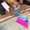 【2歳4歳育児】廃材で遊ぶ【立体工作】