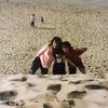 砂場じゃないのぉー