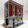LEGO 75827 ゴーストバスターズ 消防署本部 ⑬~⑭ 完成
