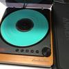 CDがむき出しで回る!まるでレコードプレーヤーのような Amadana Music CD プレーヤー 購入レビュー