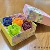 はぁちゃん親娘の佐藤ローズギフト!/Rose gift box by Ha-chan & Mom