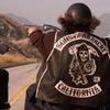 ハーレーに乗るバイカーにタトゥーって、そりゃかっこいいわ:Sons of Anarchy