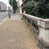 天神川(紙屋川)  北野天満宮の西を流れる川 300811
