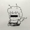 シン・ゴジラは分からないので則巻ガジラを描いてみた