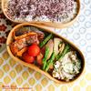 #596 鮭の味噌漬け焼き弁当