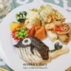 おうちランチ~置き弁風(2日分の記録)/My Homemade Lunch/ข้าวกล่องเบนโตะ