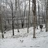 なごり雪がふっています