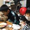 嫁さん、腰の痛みがまだ... / チナミの誕生日会(^◇^)