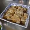 幸運な病のレシピ( 1457 )朝:豆腐卵とじ、モロヘイヤ味噌汁、昨晩は酒のんだ。