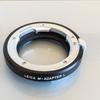 Leica APO-SUMMICRON M 1:2/50mm ASPH. と SIGMA fp L