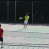 テニス部総体予選