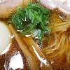 柳麺  多むら   醤油ラーメン  味付玉子