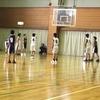小学校バスケットボール大会