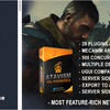 Atavism MMO Creator Starter License 「MMORPG」をプログラミングせず開発するスターターキット(200人同時オンライン)