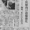 繊研新聞 3/25 記事掲載