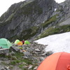 剱岳 八峰クライミング〜本峰