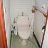 トイレ修理5-2(古いタイプの腰掛け便器)
