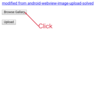 Android4.4のWebViewでopenFileChooserが動かない件の対処方法2つ JavascriptInterfaceを使う/Crosswalkを使う