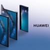 Huawei 折れ曲がるスマホ Mate X 発表