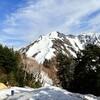 北アルプス 毛勝三山縦走 ① 2020.05.30-31