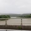 大雨のドライブ