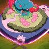 第5話「カビゴン巨大化!?ダイマックスの謎!!」