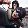雨でも最高!芥川マス釣り場!