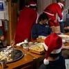 昭和基地のクリスマスパーティー
