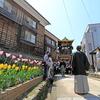 城端曳山祭2012