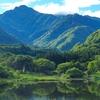 大源太湖(新潟県湯沢)